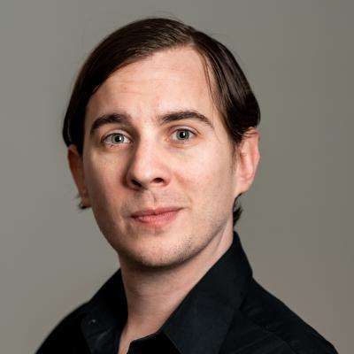 Headshot of Robert Ressler